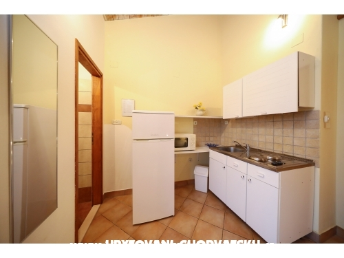 Appartements Ela - Suko�an Croatie