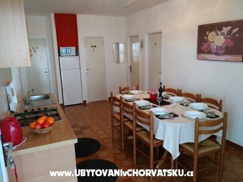 Apartmány NIKA - Sukošan Chorvatsko