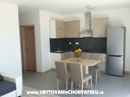 Solmaris apartments - Sukošan Croatia