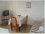Apartmány Nadinić - Sukošan Chorvatsko
