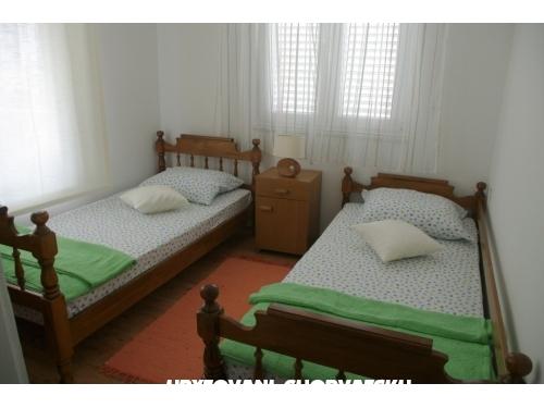 Appartements Tustica - Sukošan Kroatien