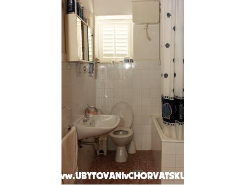 Apartmány Niko - Supetar – Brač Chorvatsko