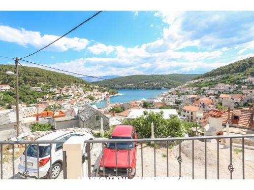 Apartments Penzo - Supetar – Brač Croatia