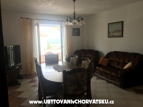 Apartmány ADRIA - Sveti Petar Chorvátsko