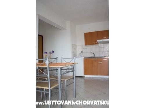 Apartmány ADRIA - Sveti Petar Chorvatsko