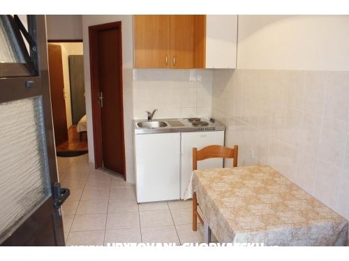 Apartmány Lucija - Sveti Petar Chorvatsko