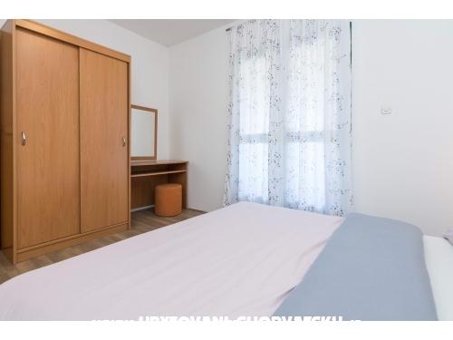Apartmány Kristijan - Sveti Petar Chorvatsko