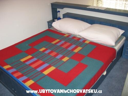 Apartmány Mary - Sveti Petar Chorvatsko