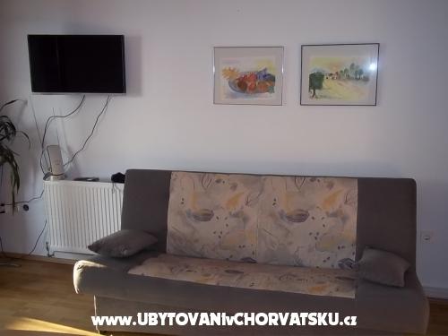 Apartmány Marka - Sveti Petar Chorvátsko