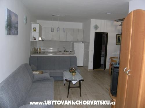 Apartmány Jelekovac - Sveti Petar Chorvatsko