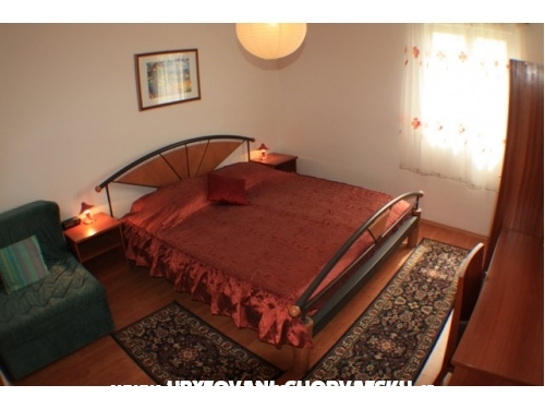 Apartm�ny JASNA - Sveti Petar Chorvatsko