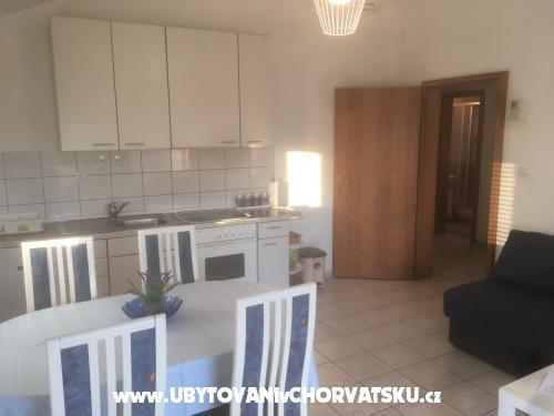 Apartmány Maleo - Sveti Petar Chorvatsko