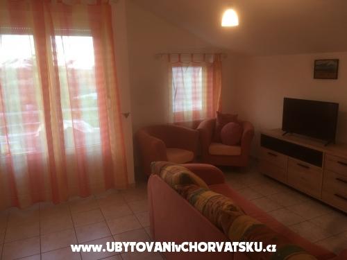 Apartmány Maleo - Sveti Petar Chorvátsko