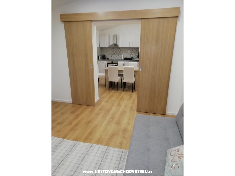 COLIĆ Apartmanok - Sveti Petar Horvátország