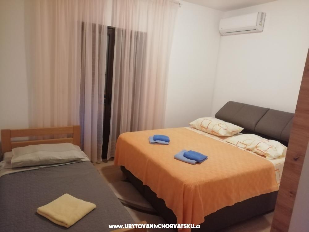 COLIĆ Apartmány - Sveti Petar Chorvátsko