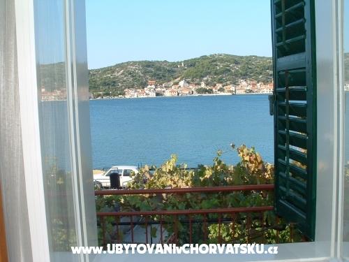 Apartmány Ankica - Tisno Chorvatsko