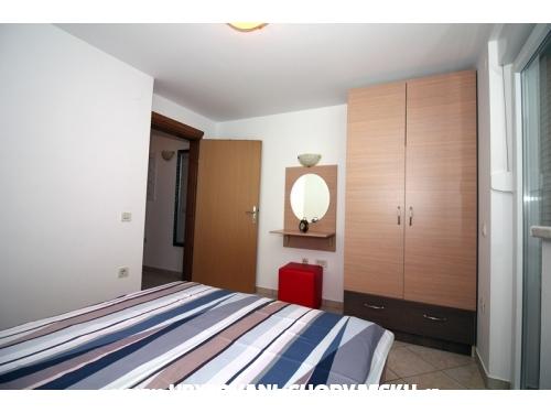 Apartmanok  Balog - Tisno Horvátország