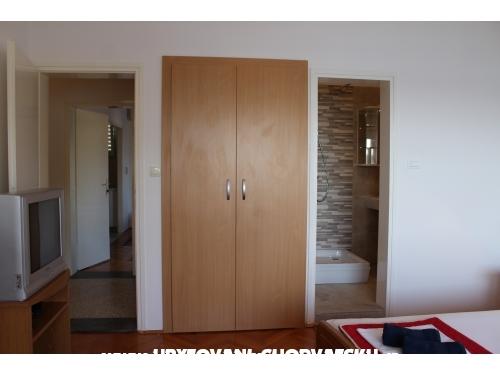 Apartmány Berak - Tisno Chorvátsko