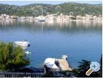 Appartements Ive - Tisno Kroatien