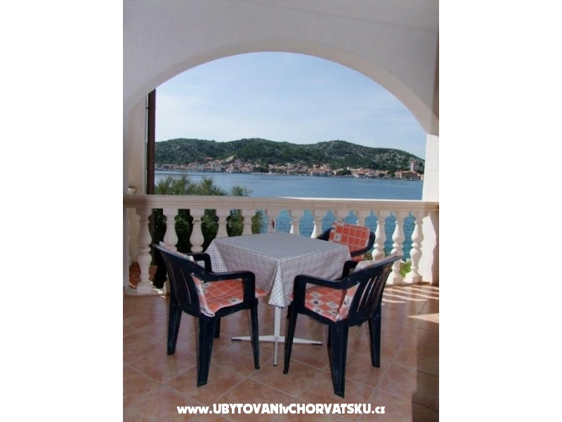 Appartements Ive - Tisno Croatie