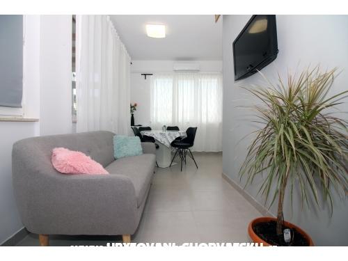 Apartmány Nika - Tisno Chorvatsko