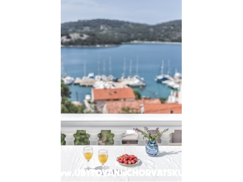 Appartements Petranic - Tisno Croatie