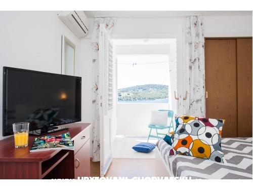 Apartm�ny Barbara Tisno - Tisno Chorvatsko