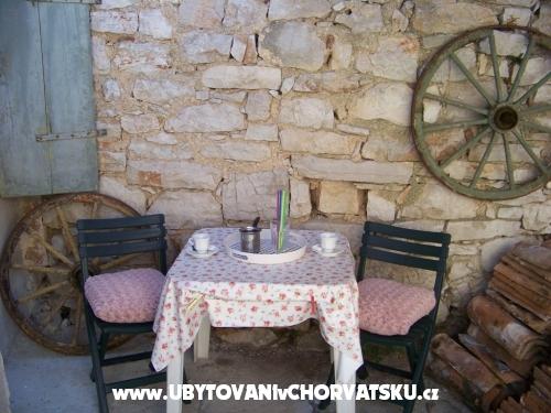 Ház Šparoga - Tisno Horvátország