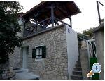 Apartman - kamena kuća  Šparoga