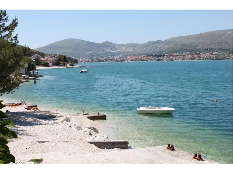апартамент Anadina KOMFOR KRAJ PLA�E - Trogir Хорватия
