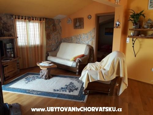 Apartm�n Maru�i� - Trogir Chorvatsko