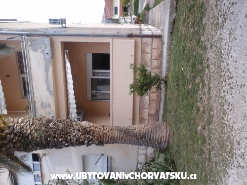 Apartmán Mijo - Trogir Chorvatsko