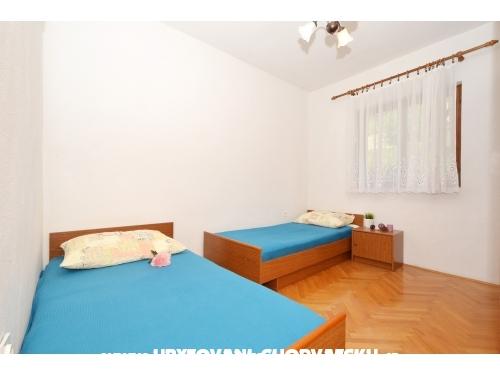 Online-Croatia: Villa Sveti Kriz - Trogir Horv�torsz�g