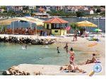 Apartmán Zoranka na pláži - Trogir Chorvatsko