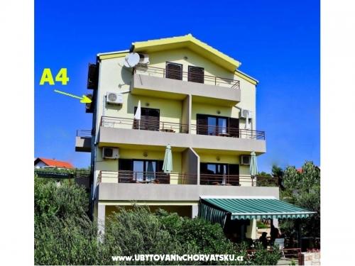 апартаменты Aniva - Trogir Хорватия