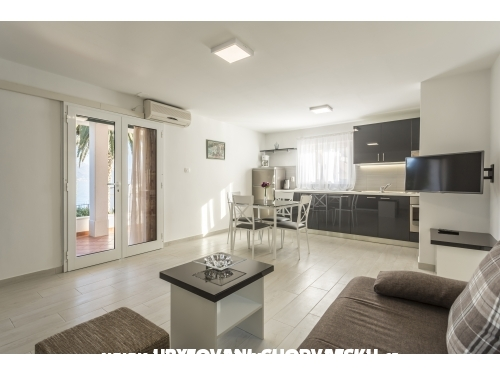 Appartements Antonia - Trogir Croatie