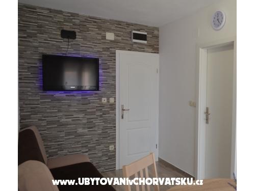 Apartmány Brksi - Trogir Chorvatsko