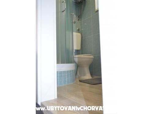 Appartements Brksi - Trogir Kroatien