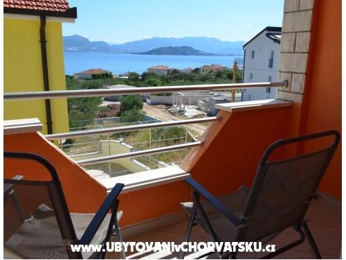 апартаменты Brksi - Trogir Хорватия