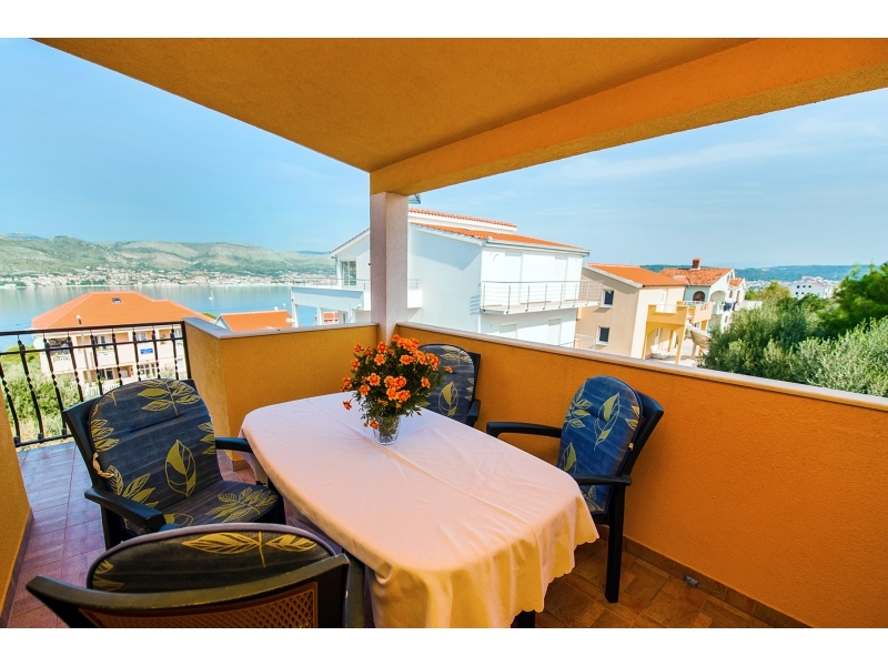 Appartements Duka - Trogir Kroatien