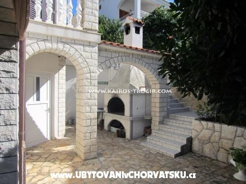 Apartmanok Franka - Trogir Horvátország