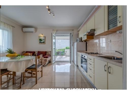 Apartm�ny Glavina - Marina � Trogir Chorvatsko