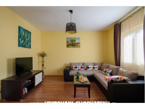 Appartements Karmen - Trogir Croatie