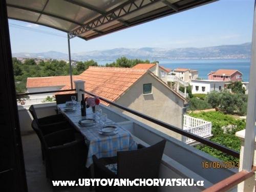 Appartements Katić Slatine - Trogir Croatie