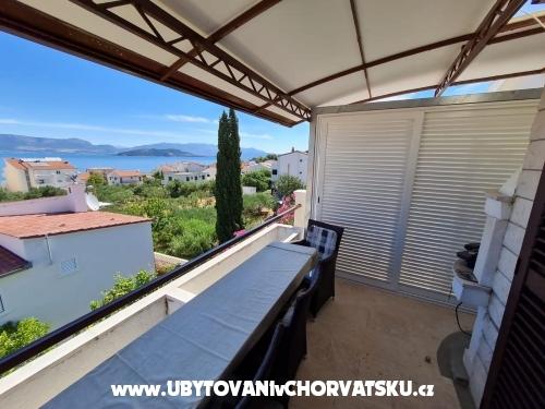 Appartementen Katić Slatine - Trogir Kroatië