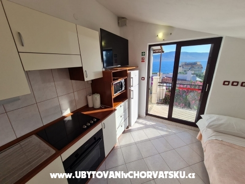 Apartmanok Kati� Slatine - Trogir Horv�torsz�g