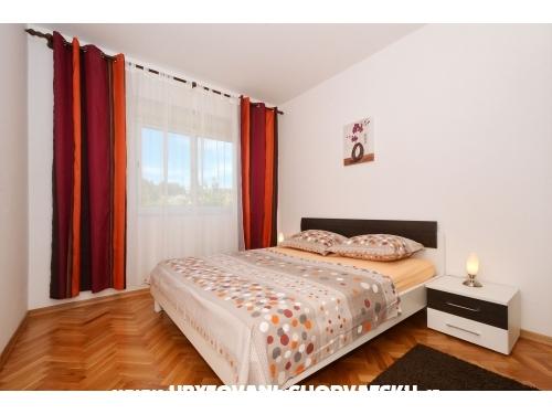 Apartmanok Lukas - Trogir Horvátország