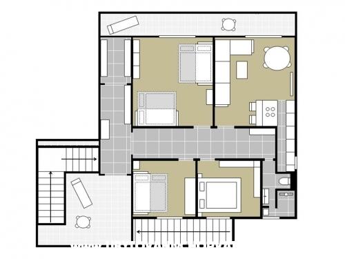 Apartmány Madzar - Trogir Chorvatsko