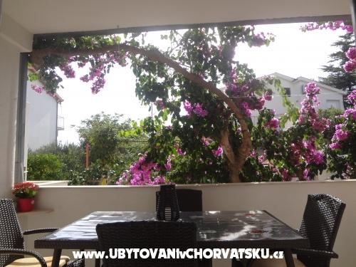 Appartements Malic - Trogir Kroatien