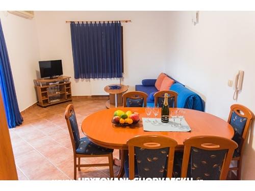 Appartements Marin*** - Trogir Croatie